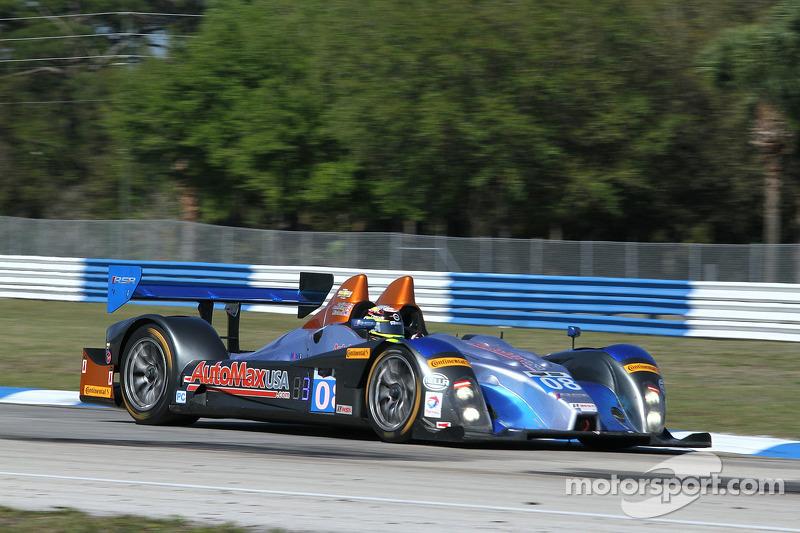 RSR Racing heads to America's Heartland for the Grand Prix of Kansas