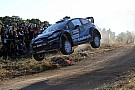 Hirvonen takes early lead in Italy