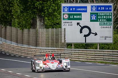 Sébastien Loeb Racing at the 24 Hours of Le Mans