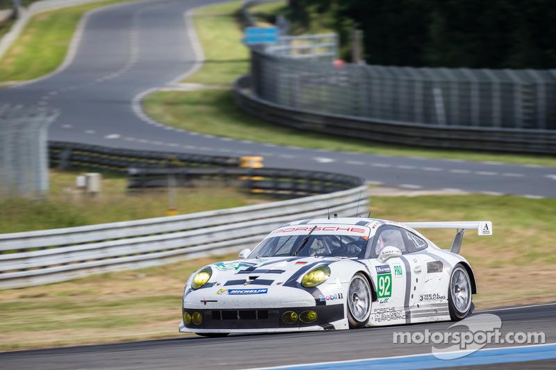 Porsche keen to repeat last year's GT victory