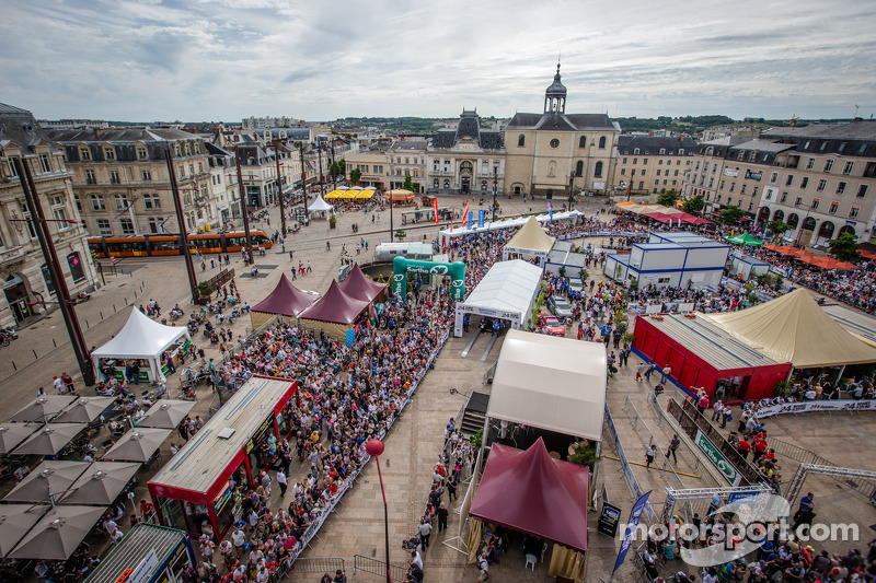 The 2014 Le Mans 24 Hours: How does scrutineering work?