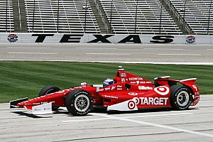 IndyCar Practice report Ganassi dominates opening practice session at Texas