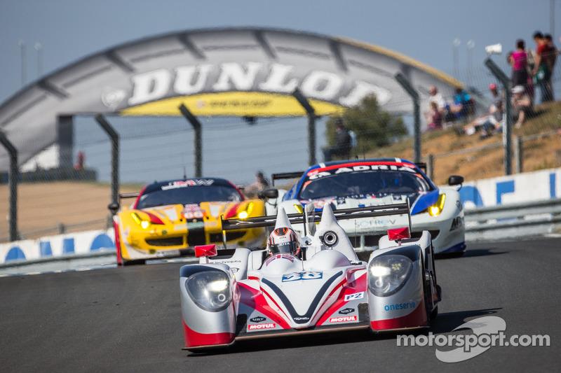 JOTA Sport targets Le Mans 24 Hour race class victory