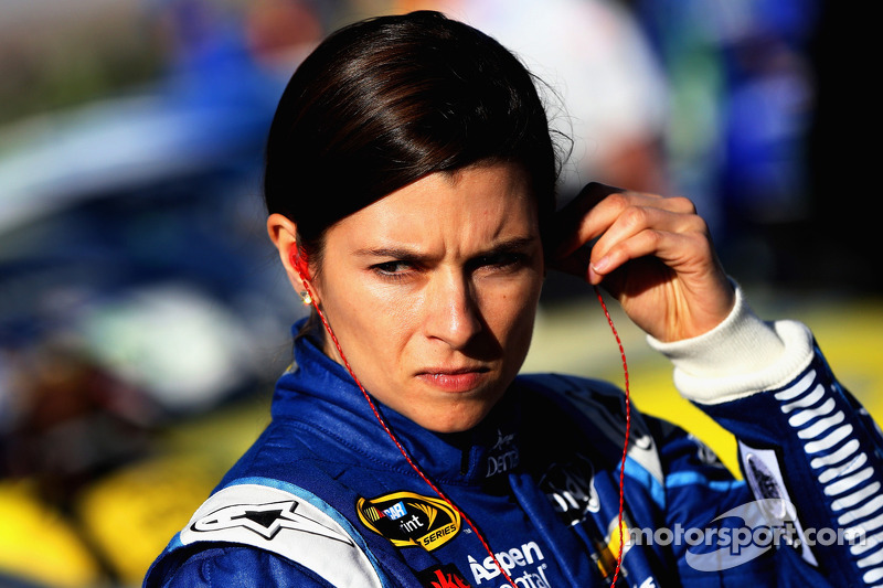 Danica Patrick 'possible' for Haas F1 seat - boss