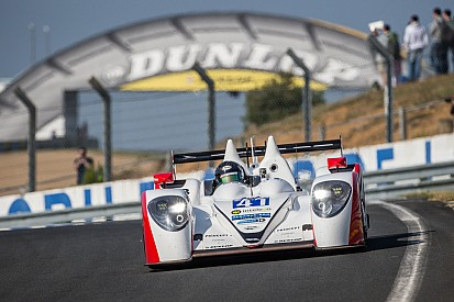 Alessandro Latif geared up for Le Mans race debut