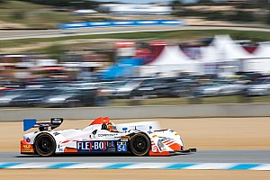 IMSA Qualifying report Braun leads all three practice sessions