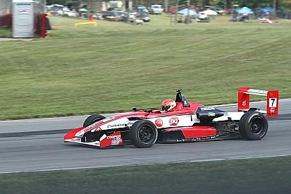 McGregor prevails in F2000 at Virginia Interntional Raceway
