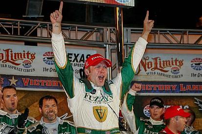Ed Carpenter victorious in Texas