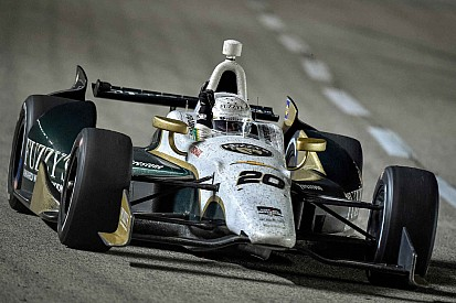 Notes and quotes from the IndyCar race at Texas