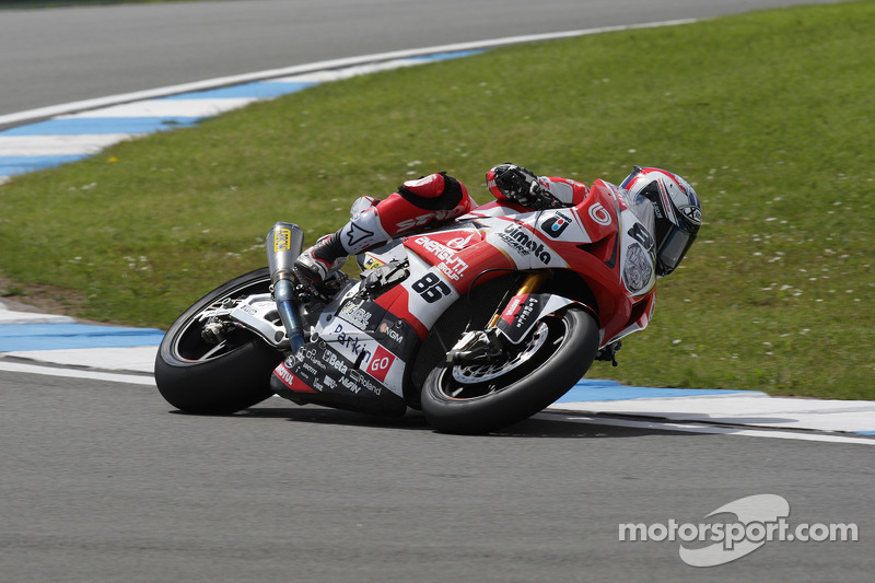 Team Bimota Alstare upbeat after difficult day