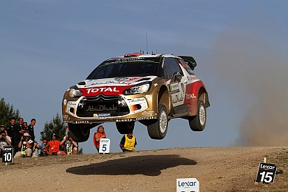 Sardinia: Mads Østberg records his best result with Citroën!