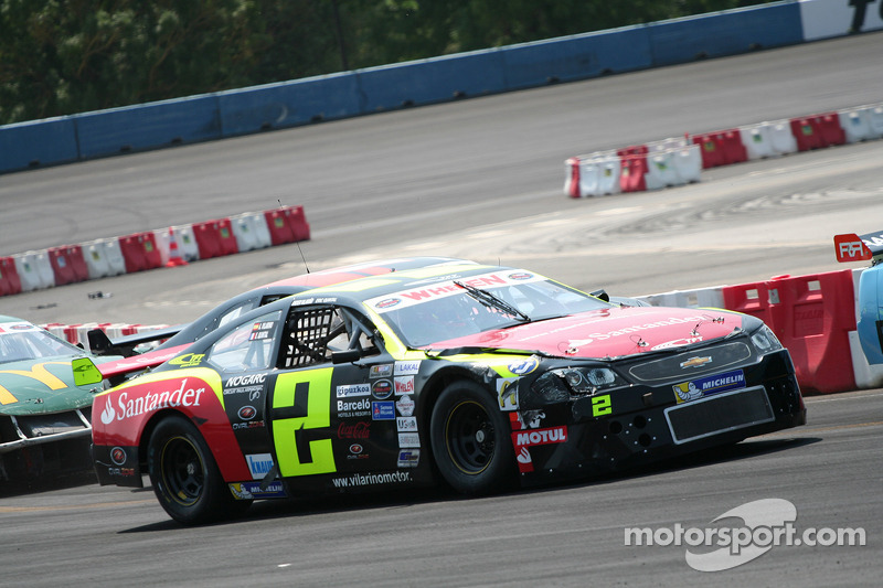NASCAR Whelen Euro: Vilarino takes second win of the season