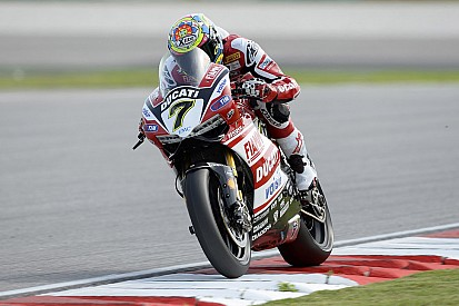 A solid fourth place finish for Davies and the Ducati Superbike Team today at Sepang