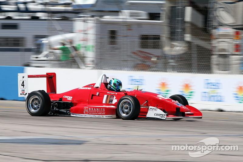 Burkett wins Atlantic race at VIR
