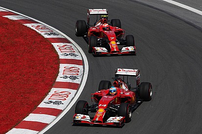 Ferrari on Canadian GP: Some lucky points