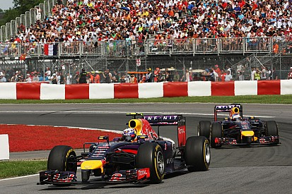 Canadian GP: First-ever victory for the all new Renault Energy F1-2014 Power Unit