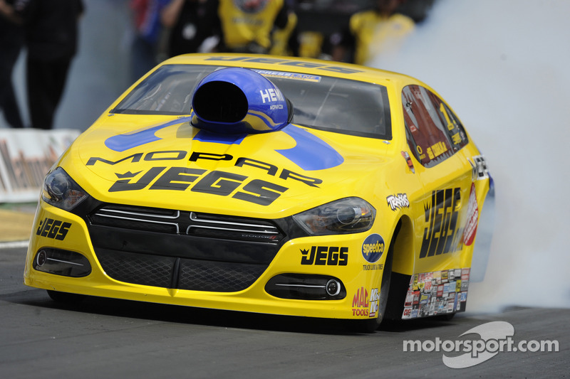 Pro Stock driver Jeg Coughlin bullish on Bristol