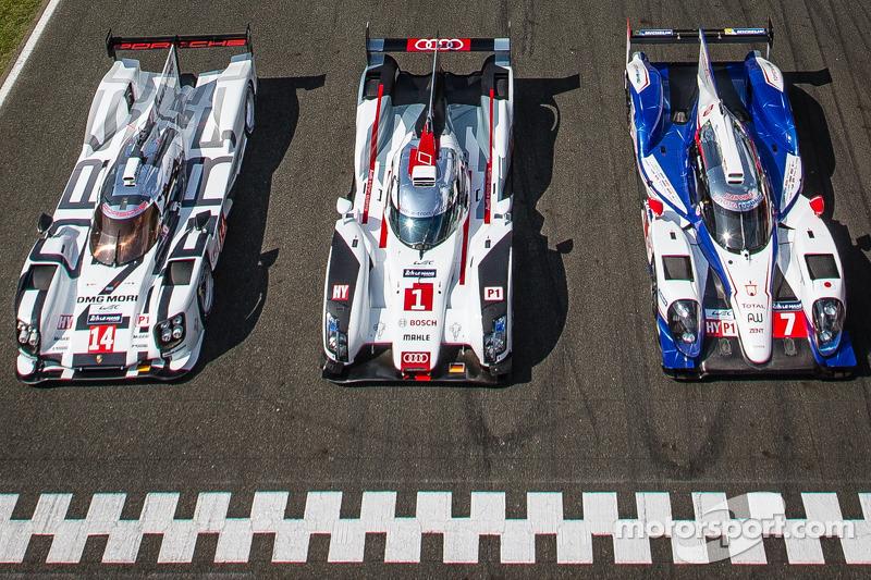 lemans-24-hours-of-le-mans-test-day-2014-14-porsche-team-porsche-919-hybrid-1-audi-sport-t
