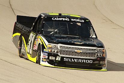 Ben Kennedy glad Gateway is back on the NASCAR schedule