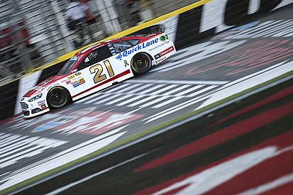 Wood Brothers remember Donlavey as they prepare to race at Michigan