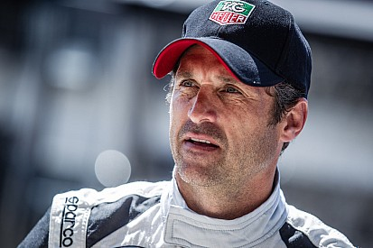 For actor Patrick Dempsey, pursuit of Le Mans podium is underway