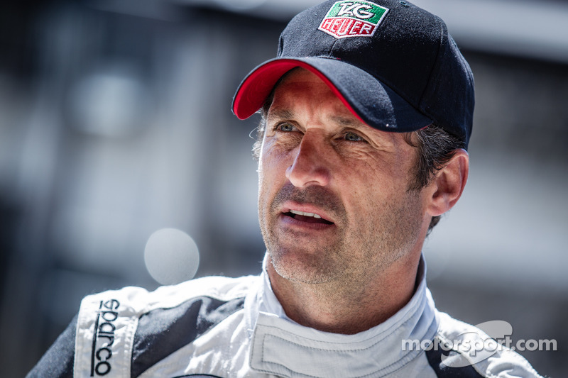 For Actor Patrick Dempsey Pursuit Of Le Mans Podium Is Underway