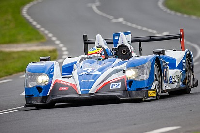 Positive start to proceedings for the ORECA 03R and Alpine A450b