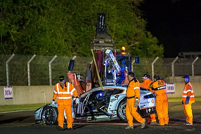 Craft-Bamboo forced to withdraw from 24 Hours of Le Mans