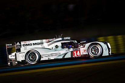 2014 Le Mans 24 Hours Porsche leaps ahead