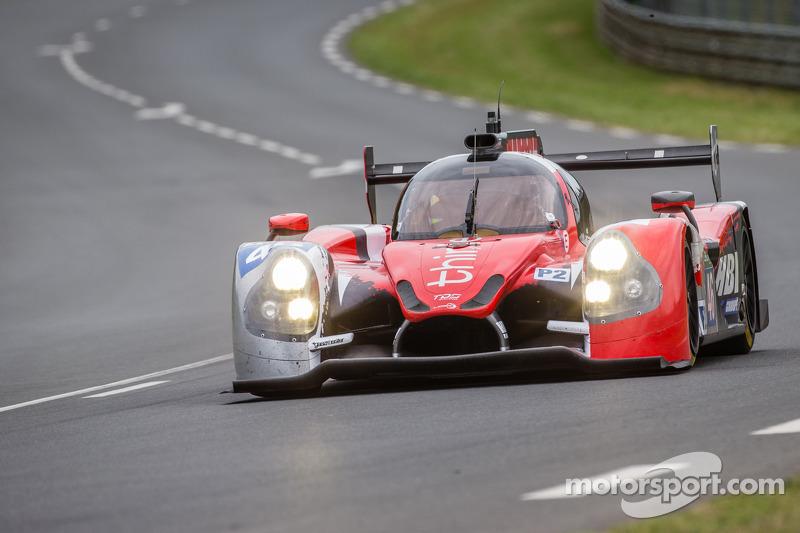 Onroak Automotive puts Ligier JS P2 on pole at Le Mans