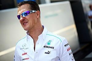 Formula 1 Rumor Schumacher moved within Grenoble hospital - report