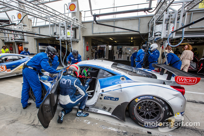 Ram Racing qualifying report from 24 Hours of Le Mans