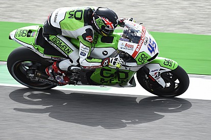 Redding happy with progress on opening day in Barcelona