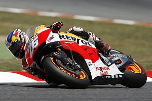 MotoGP Qualifying report Bridgestone: Pedrosa on pole position for the Catalan GP