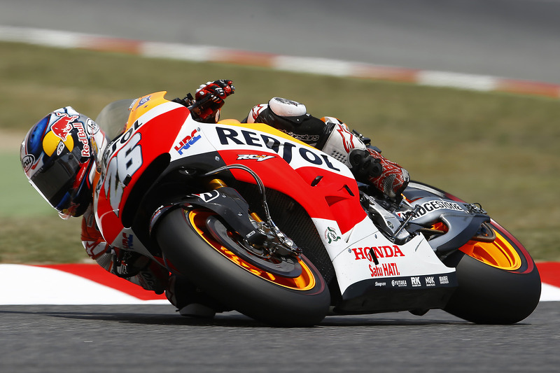 Bridgestone: Pedrosa on pole position for the Catalan GP