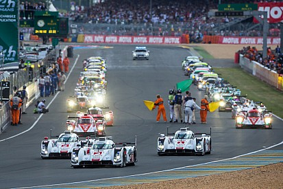 Le Mans 2014: Report after six hours