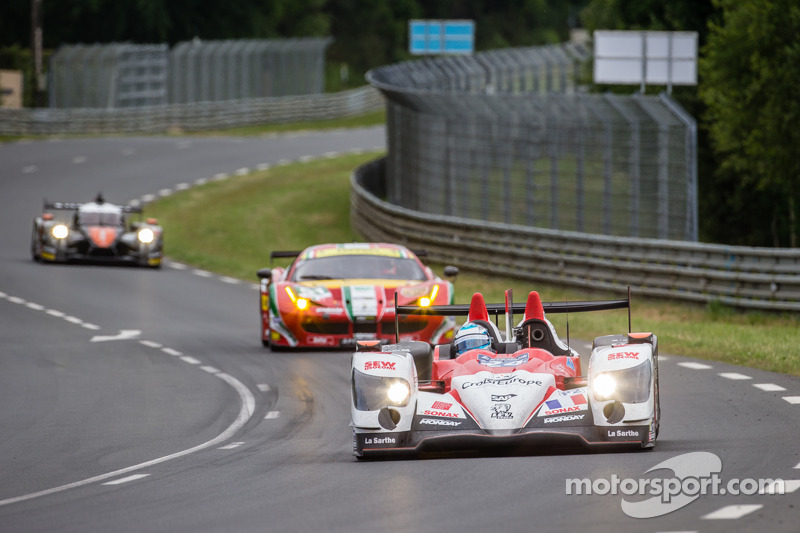 Sébastien Loeb Racing focusing on smart race...