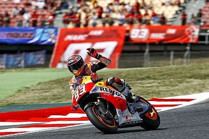 Bridgestone: Marquez conquers the Catalan GP to maintain perfect win record