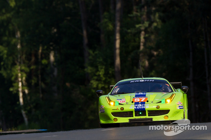 Krohn Racing Finishes in top 10 at the 24 Hours of Le Mans