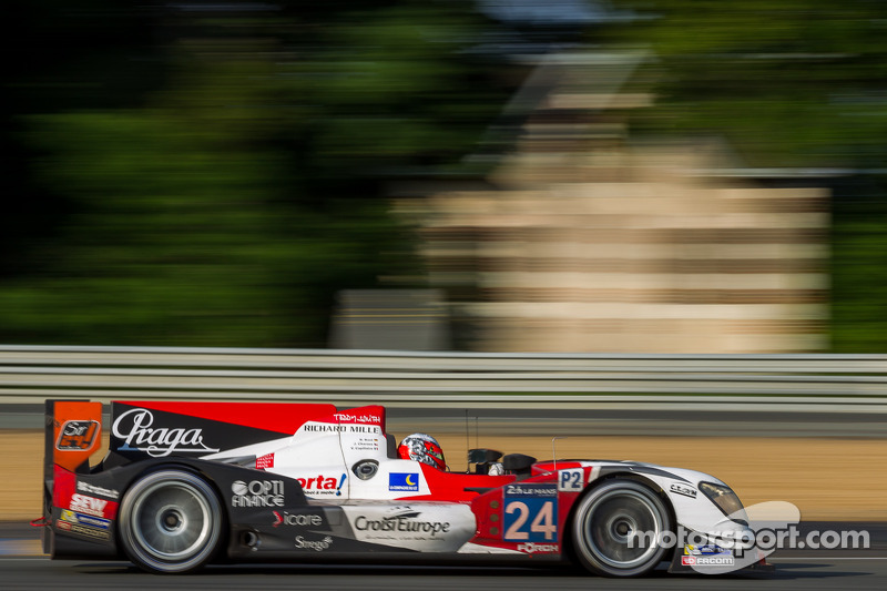Sébastien Loeb Racing thrilled with fourth place at the 24 Hours of Le Mans!