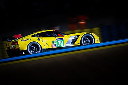 Corvette Racing: Solid second for brand-new C7.R
