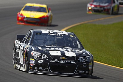 Chevy Show: Jimmie Johnson breaks through at Michigan