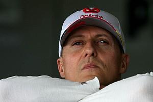 Formula 1 Breaking news Schumacher leaves hospital, not in coma