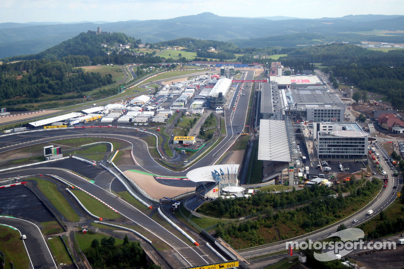 Nurburgring to host F1 race each year - report