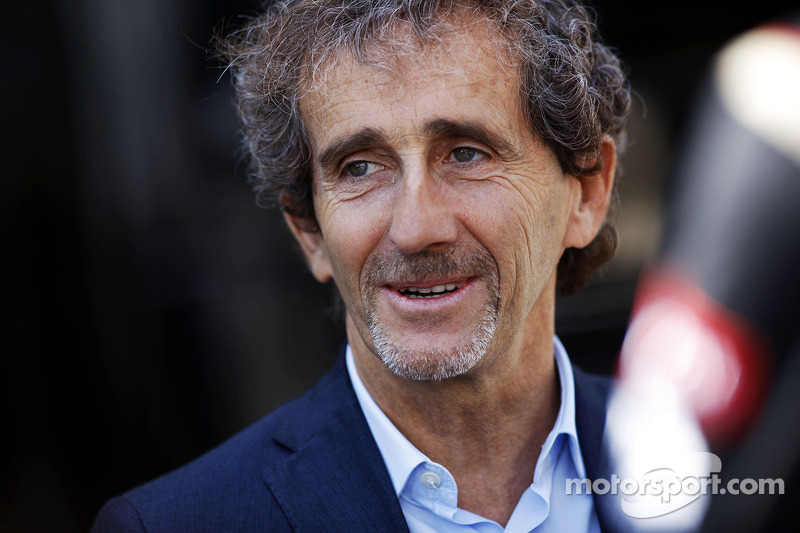 Five-times British GP winner Alain Prost confirmed for Silverstone's 50th GP parades