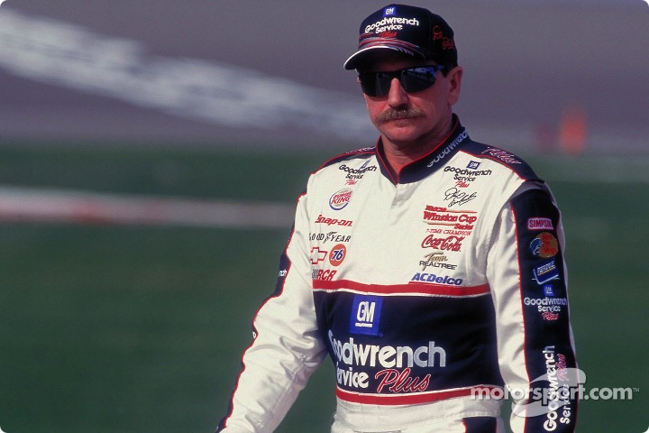 Masters of the game: Dale Earnhardt