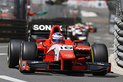 A busy weekend for GP2 in Austria
