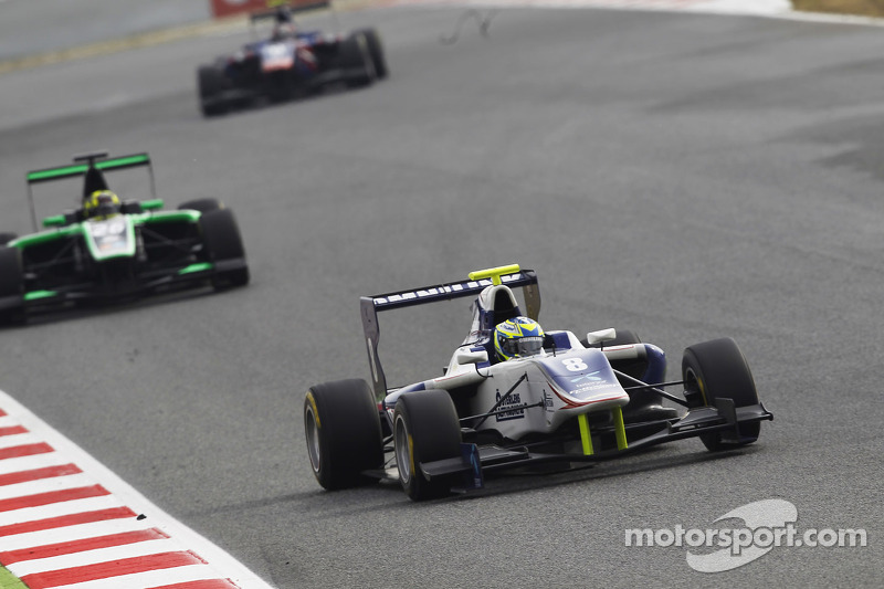 GP3 returns for Round 2 of the Series on a brand new venue in Austria