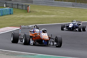 F3 Europe Preview Mücke Motorsport on start in Spa-Francorchamps