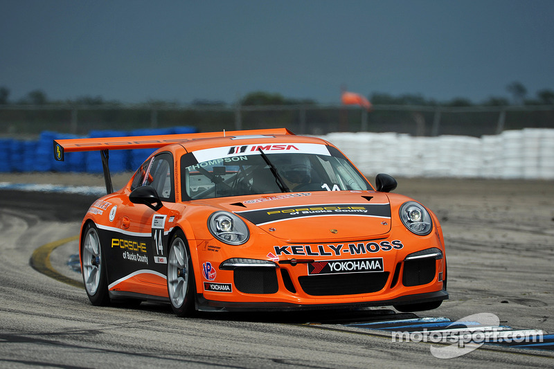 Porsche GT3 Cup: Thompson keeping championship plan on course heading to The Glen